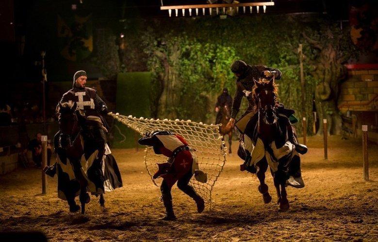 Dinner-show 'Desafío Medieval' Magic Aqua Desafío Medieval Alfaz del Pi