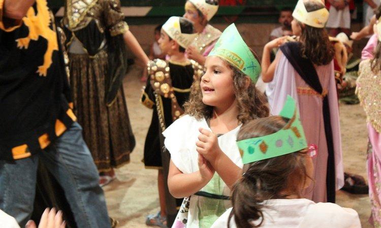 Fiestas de cumpleaños temáticas Medieval Challenge Dinner-Show Alfaz del Pi