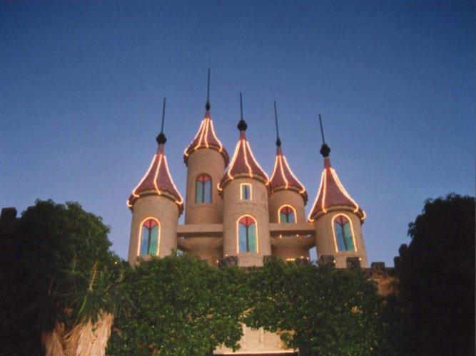 Castle Magic Aqua Desafío Medieval Alfaz del Pi