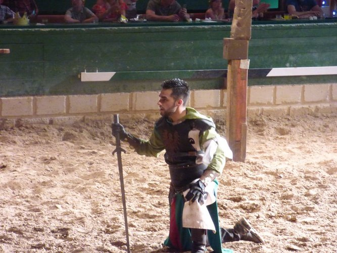 Desafio medieval Magic Aqua Desafío Medieval Alfaz del Pi