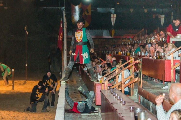 None Medieval Challenge Dinner-Show Alfaz del Pi
