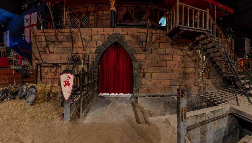 medieval challenge dinner-show alfaz del pi